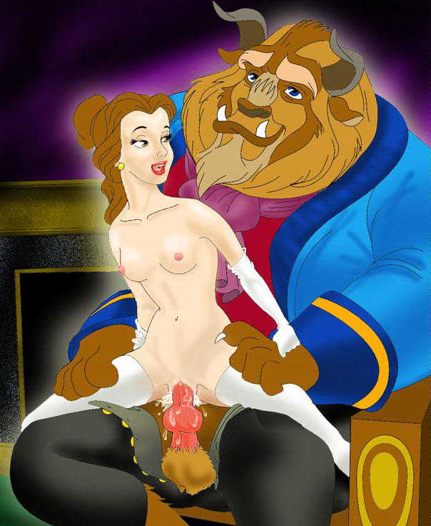 nude belle beauty and beast the Josi and the pussy cats