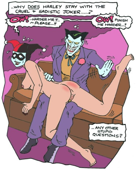 harley hentai joker and quinn If it exists, there is porn of it