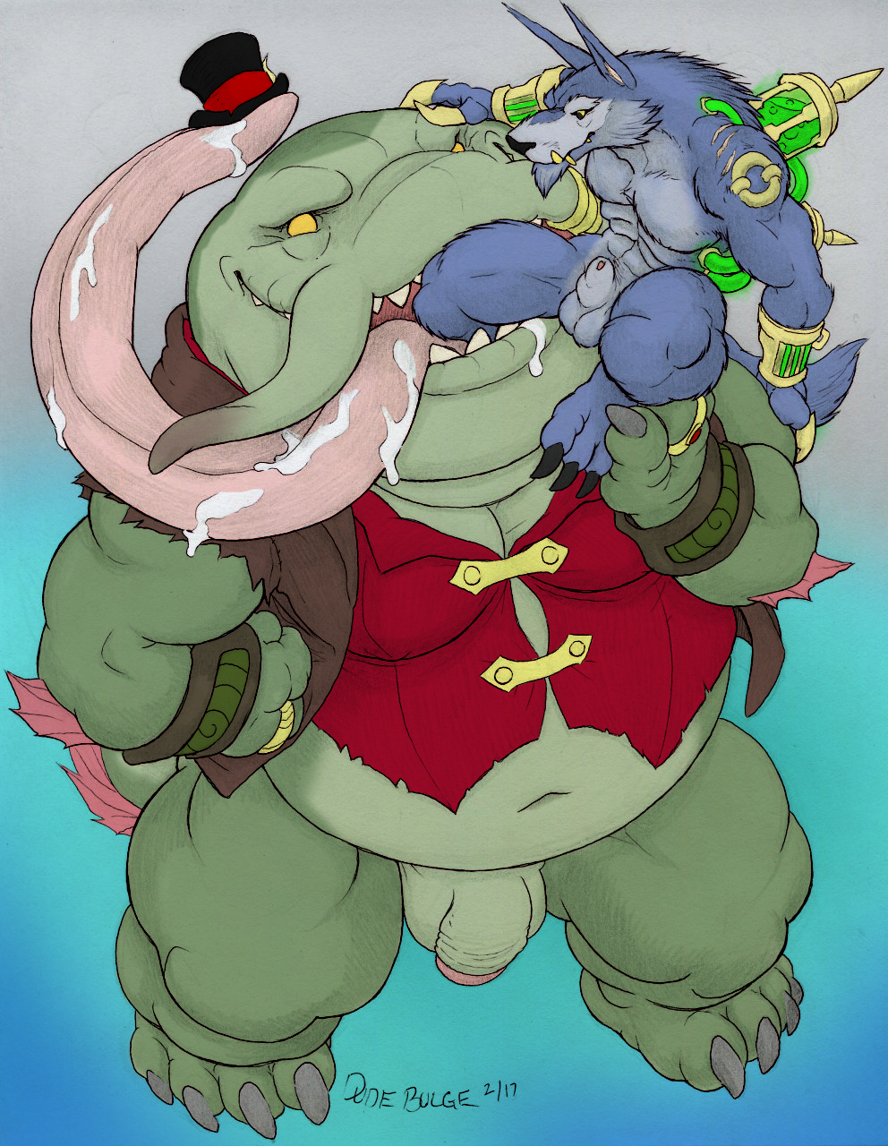 frog tahm kench a is Con-quest! poke-con