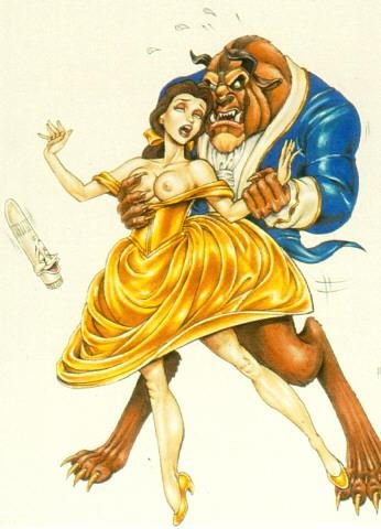 beauty belle and beast the nude Meet n fuck e hentai
