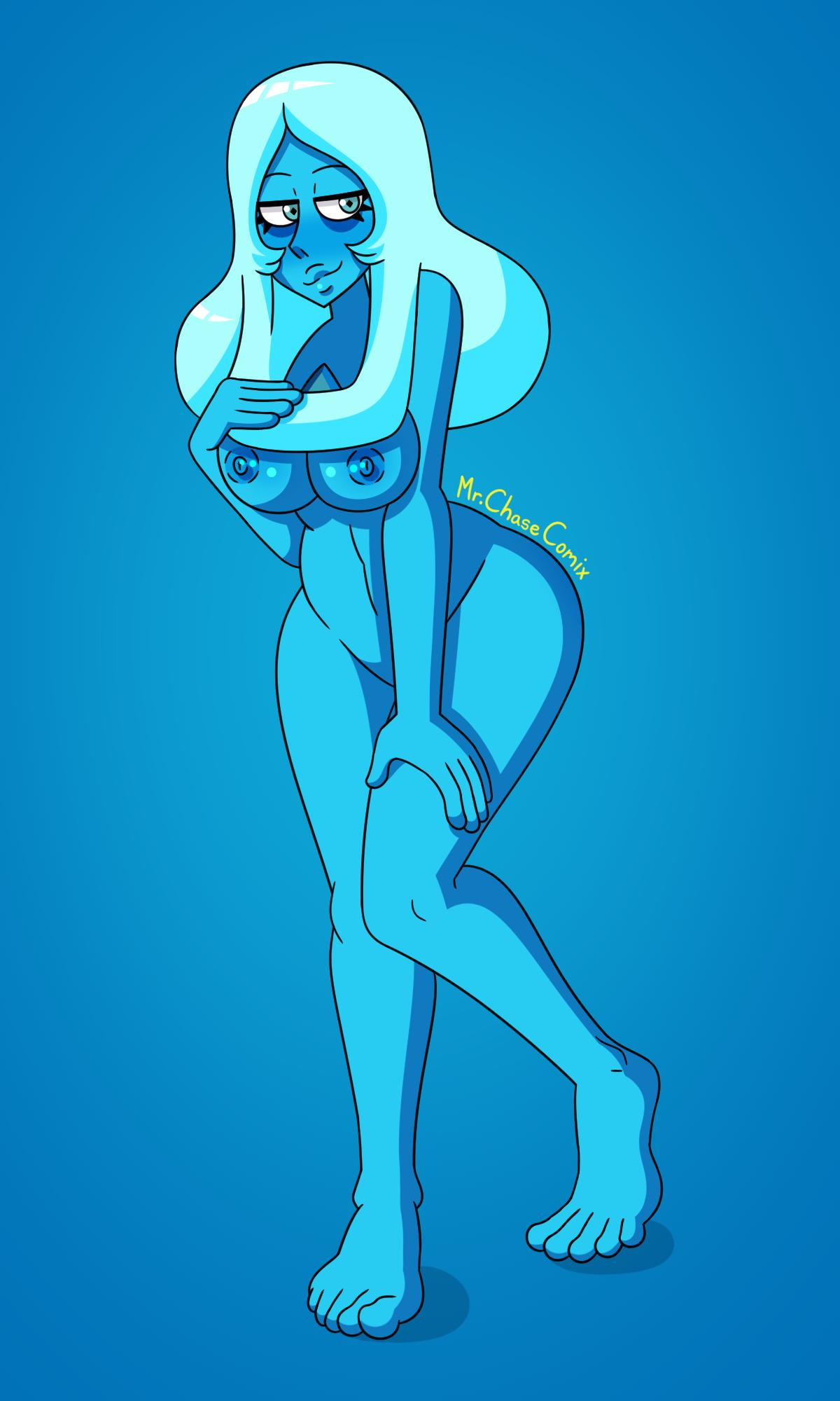 blue diamond from universe steven Is that a jojo refrence