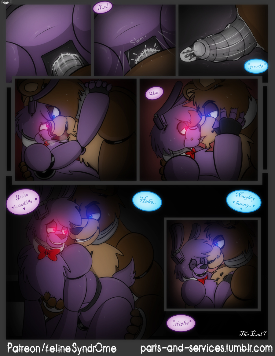 bonnie five pictures nights freddy's at Fairly odd parents