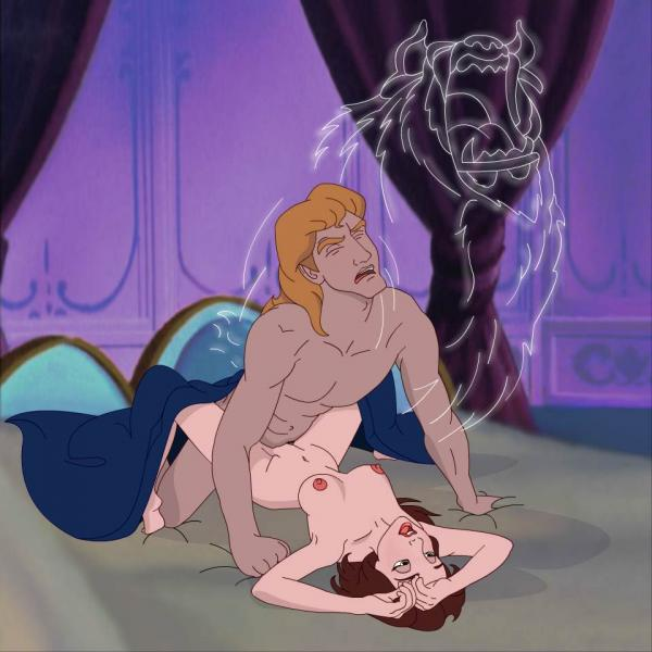 and beauty the beast nude belle I love you colonel sanders ashleigh