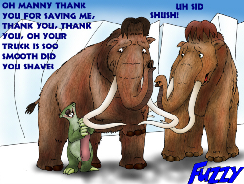 what diego from is ice age What is uniqua in the backyardigans