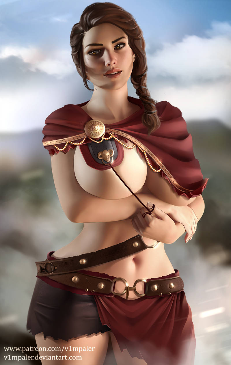 kassandra creed nude odyssey assassin's Dw wants to join the club
