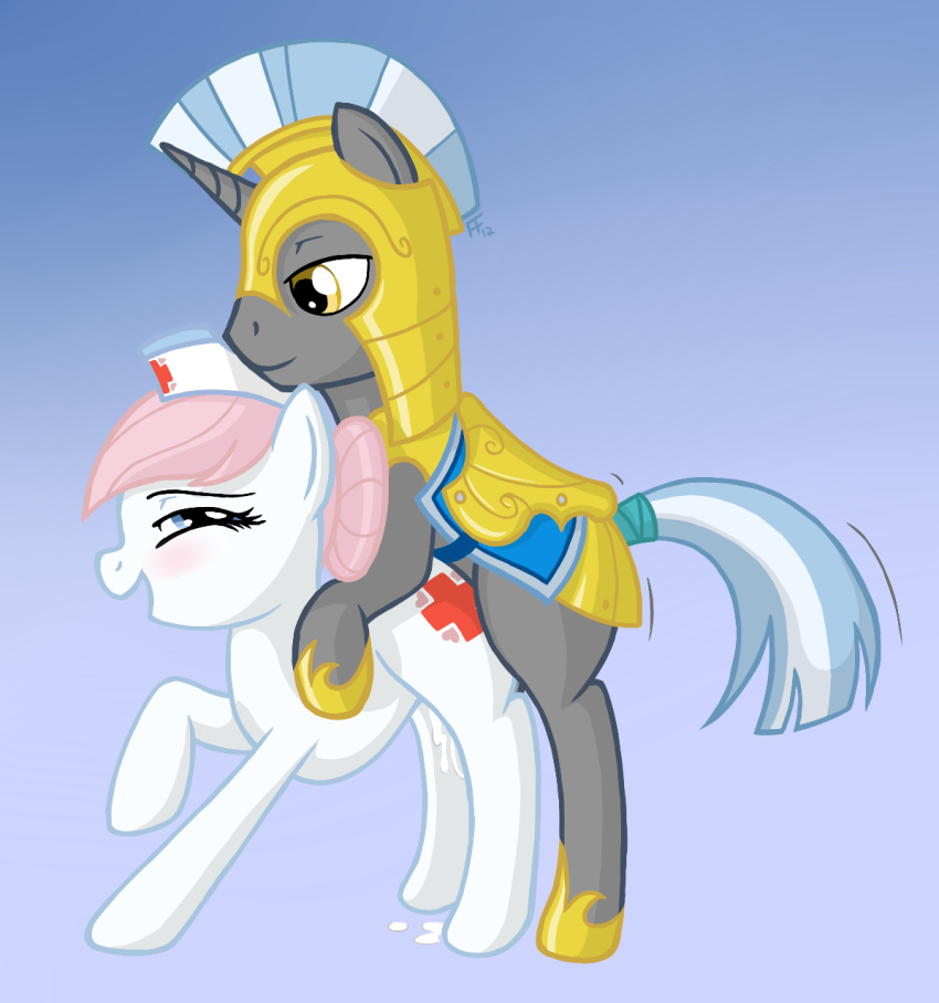 my fire little spit pony Overwatch how old is ana