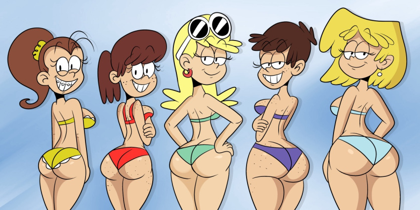 loud house the Tales of demonds and gods