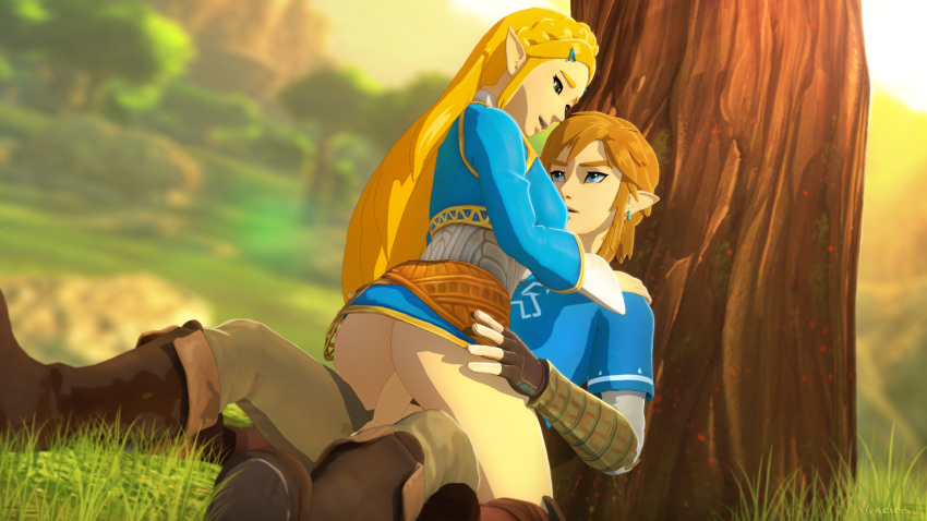 of wild the trap breath link Fire emblem fates selkie hentai