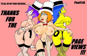 simpsons and family car guy wash Monster girl quest paradox rpg